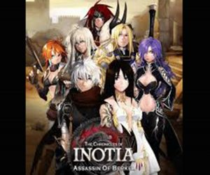 Inotia 4, game rpg offline