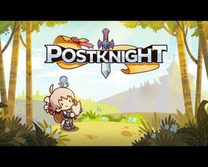 Postknight, game rpg offline