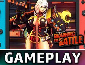 game rpg offline, Smashing The Battle