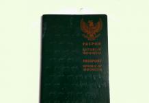 Daftar Paspor Online