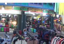 Pasar Seken Branded di Batam