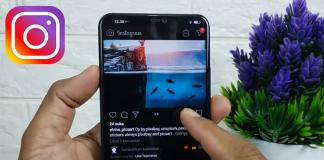 Aktifkan Mode Gelap di Instagram