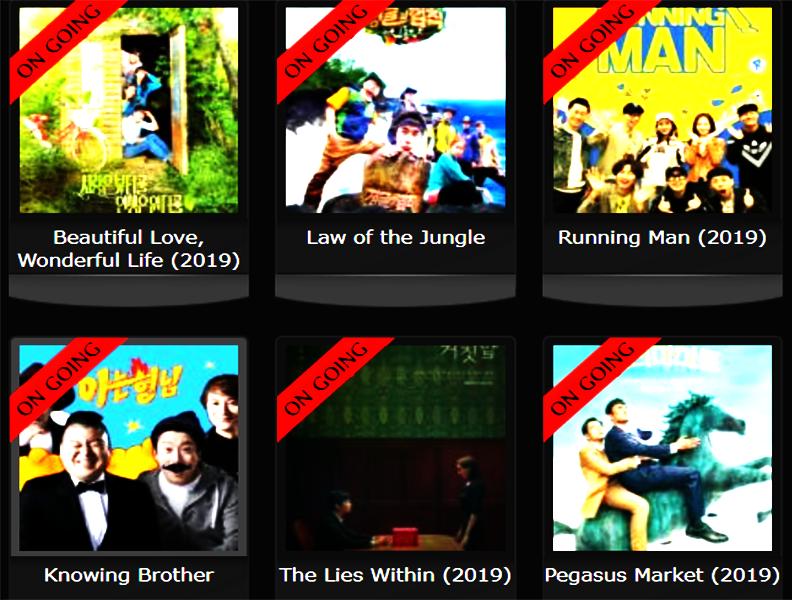 Situs Download Film Korea Subtitle Indonesia Mudah, Cepat ...