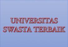Universitas Swasta Terbaik di Indonesia